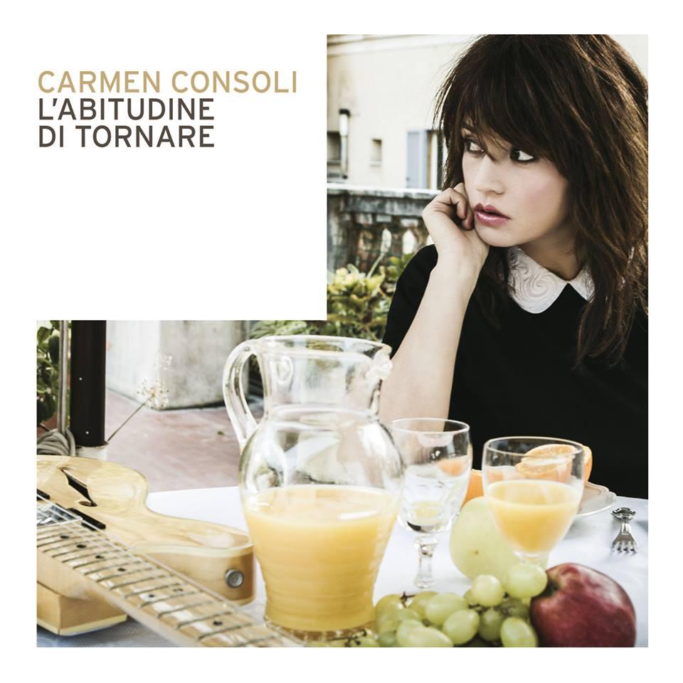 Carmen consoli ritorna dopo cinque anni con un nuovo disco for Circus studio milano