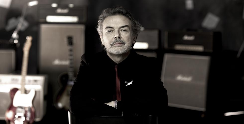 Mauro Pagani: L'Isola Della Musica Italiana