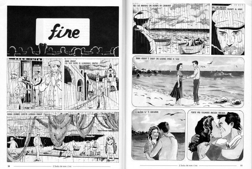 Musica E Fumetti Nei Libri Di Npe L Isola Della Musica